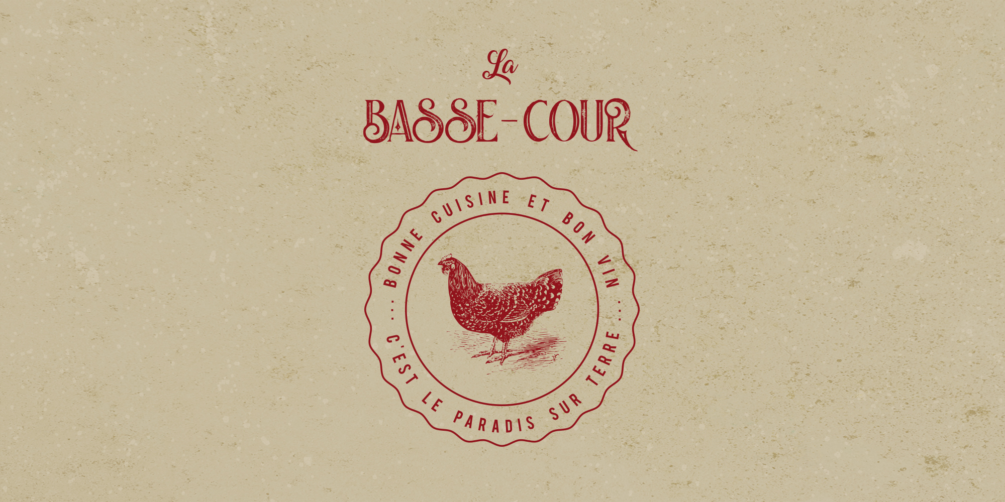 Basse-cour banner homepage